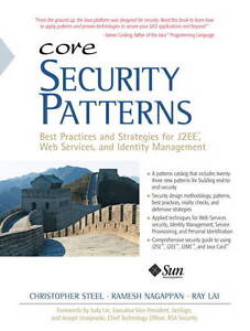 Core Security Patterns: Best Practices and Strategies for J2EE, Web Services,...