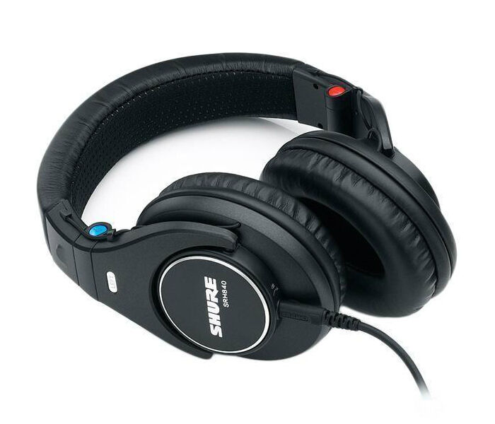 sennheiser hd 280 pro vs shure srh840 ebay. Black Bedroom Furniture Sets. Home Design Ideas