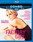 Factory Girl (Blu-ray/DVD, 2011, 2-Disc Set, Canadian; ; Unrated)