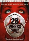 28 Weeks Later (DVD, 2009, Full Frame)