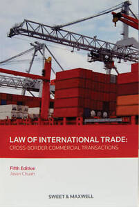 Law of International Trade by Jason Chuah (Paperback, 2013)