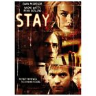 Stay (DVD, 2006, Dual Side)