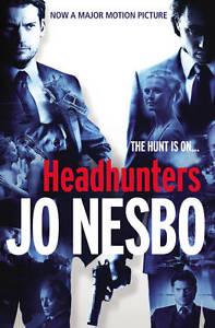 NESBO,JO-HEADHUNTERS  BOOK NEW