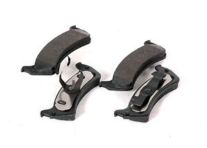 NEW PERFORMANCE FRICTION CARBON METALLIC BRAKE PADS 0667.20 / D667 FITS LISTED