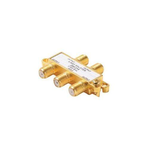 Satelliten-Verteiler, Splitter und Switches