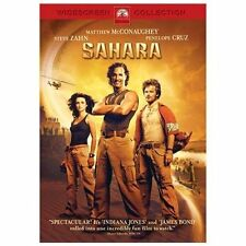 Sahara (DVD MOVIE)  BRAND NEW