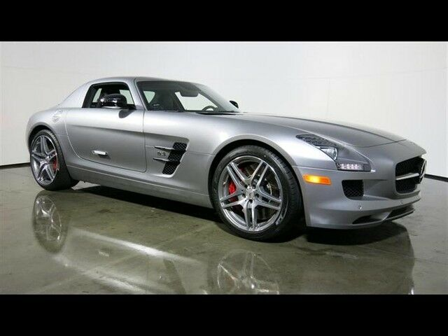 2013 Mercedes Benz Sls Amg Gt Gps Navigation Gullwing