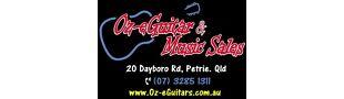 OzeGuitar Music Sales