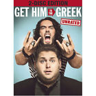 Get Him to the Greek (DVD, 2010, 2-Disc Set, Includes Digital Copy; Rated/Unrated) (DVD, 2010)