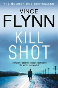 Kill-Shot-A-Thriller-Flynn-Vince-Very-Good-condition-Book