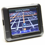 Garmin nuvi 205 Automotive Mountable