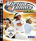Sega Tennis-PC - & Videospiele mit Gebrauchsanleitung