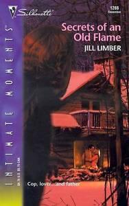 Very Good, Secrets Of An Old Flame (Silhouette Sensation), Limber, Jill, Book