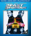 2 Fast 2 Furious (Blu-ray Disc, 2013, Includes Digital Copy; UltraViolet)