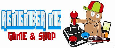 Remember Me-Game&Shop