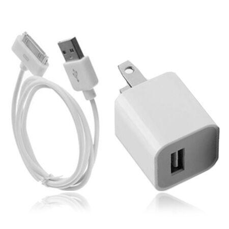 Ladekabel, USB-Kabel und Kopfhörer – die wichtigsten Utensilien in einem Zubehörpaket