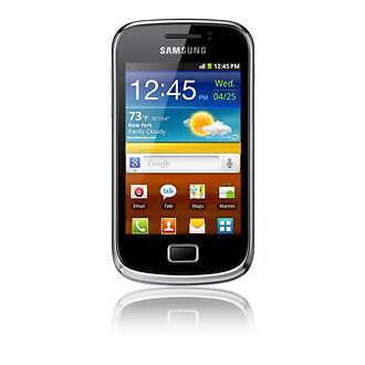 Apple versus Samsung: Zwei Smartphones mit unterschiedlichem Entertainmenterlebnis