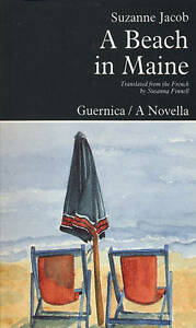 Beach in Maine by Suzanne Jacob (Paperback, 1993)