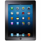 Apple iPad 4th Generation with Retina Display 16GB, Wi-Fi + 4G (Unlocked), 9.7in - Black (Latest Model)