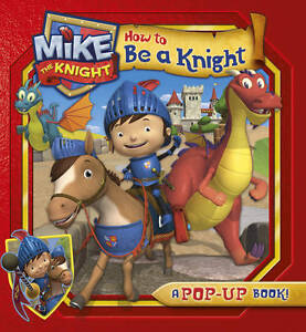 Mike-the-Knight-How-to-Be-a-Knight-Simon-amp-Schuster-UK-Hardcover-Book-Acce