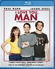 I Love You, Man (Blu-ray Disc, 2009, Canadian)