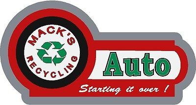 Mack's Auto Recycling Inc
