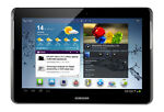 Samsung Galaxy Tab 2 (7.0) 16GB, Wi-Fi + 3G (Unlocked), 7in - Black