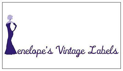 Penelope's Vintage Labels