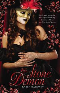 MAHONEY,KAREN-STONE DEMON, THE BOOK NEW