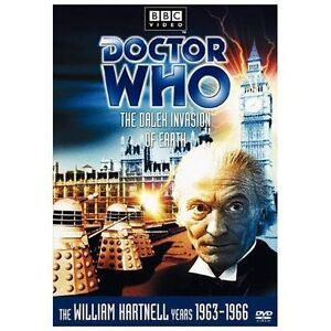 Doctor-Who-Dalek-Invasion-of-Earth-2-Disc-DVD-Region-1-William-Hartnell