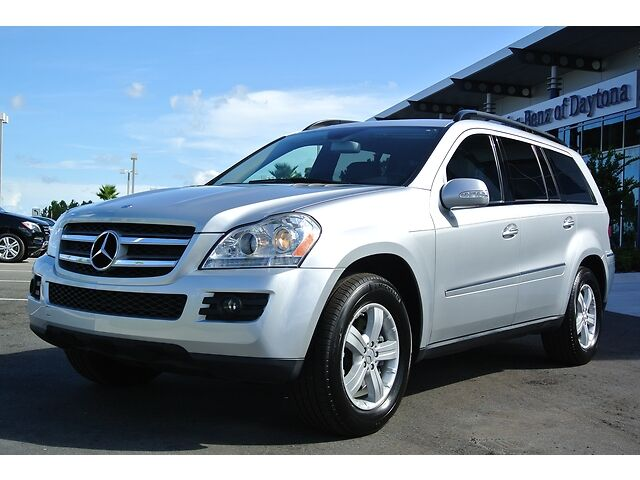 2007 mercedes gl450 4matic 4x4 one owner clean carfax we finance used mercedes benz. Black Bedroom Furniture Sets. Home Design Ideas