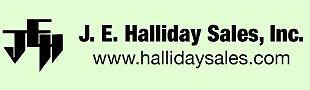 JE Halliday Sales