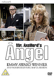 Mr. Axelford's Angel - Julia Foster (DVD) (New & Sealed)