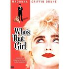 Who's That Girl (DVD, 2006)