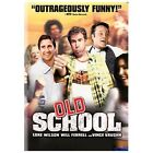 Old School (DVD, 2003, Full Frame; R-Rated Version)