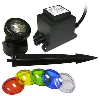 Solar oder Kabel - wie schaffe ich eine praktische Beleuchtung für meinen Teich?