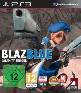 BlazBlue: Calamity Trigger (Sony PlayStation 3, 2011)