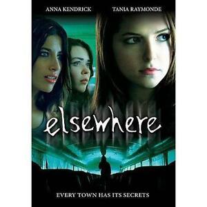 Elsewhere Anna Kendrick Paul Wesley Tania Raymonde (DVD, 2009) WS