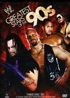 WWE Greatest Stars of the 90s (DVD, 2009, 3-Disc Set)