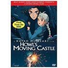 Howl's Moving Castle (DVD, 2006, 2-Disc Set)