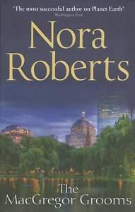 The MacGregor Grooms, Nora Roberts