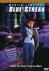 Blue Streak (DVD, 2000, Closed Caption)