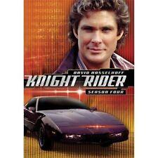 Knight Rider - Season 4(DVD, 2006)NEW*David Hasselhoff*Michael Knight*K.I.T.T