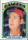Topps Ted Williams Set Baseball Cards