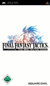 Final Fantasy Tactics: The War Of Lions (Sony PSP, 2007) - NEU