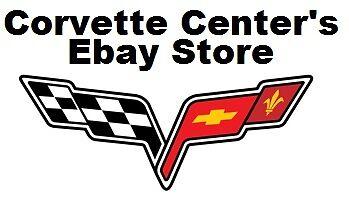 Corvette Center's Parts Store