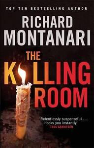 The Killing Room by Richard Montanari (Paperback) New Book
