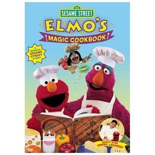 Details about Sesame Street: Elmos Magic Cookbook DVD