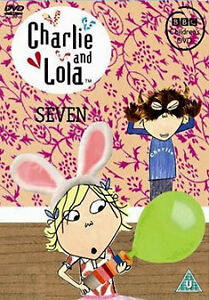 Charlie And Lola Vol.7 (DVD, 2007)