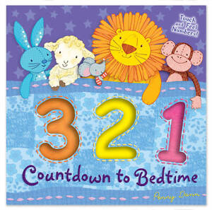 Countdown to Bedtime, , Very Good Book
